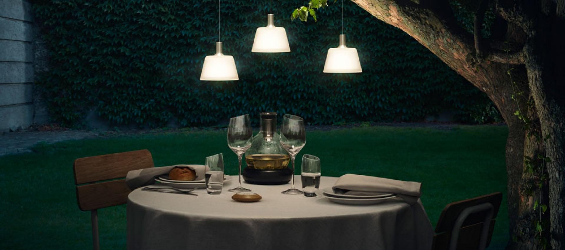 Jardin en lumiere | Sorel-Tracy & Cie
