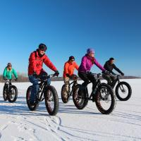 fat bike golf continental