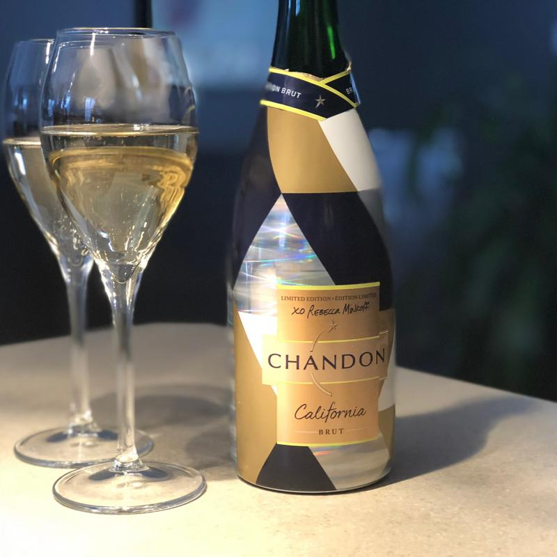 chandon mousseux sorel tracy vindredi