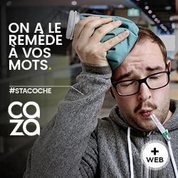 sorel tracy cie MARKETING agence caza